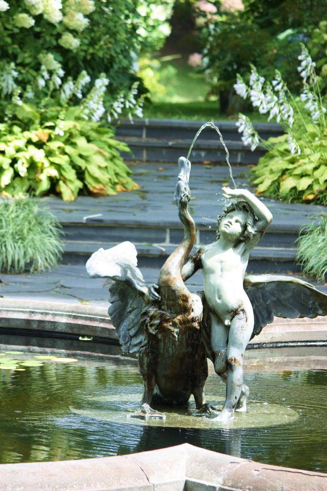 Stsatuette For Outdoor Ponds: Jardins, Plante Jardin