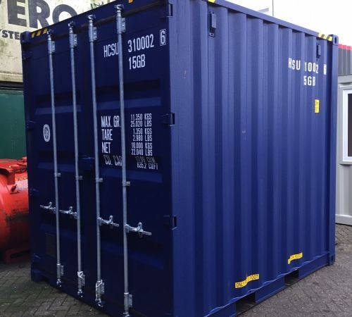 10ft High Cube Container Container Design Container Locker Storage