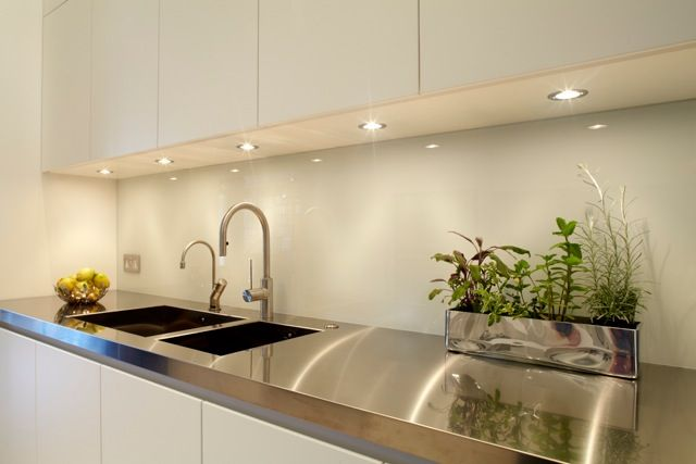 #Kitchen at the #NewCraneWharf Project, London.