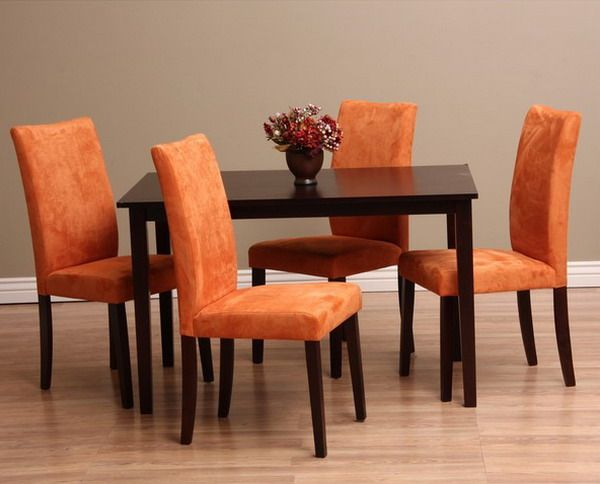orange dining room chairs - google search | dining room
