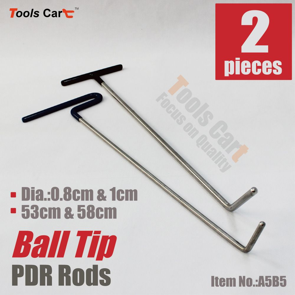 Pdr Hand Tool Auto Body Panel Fender Roof Hail Rod A5b5 Hand Tool Sets Tools Hand Tools