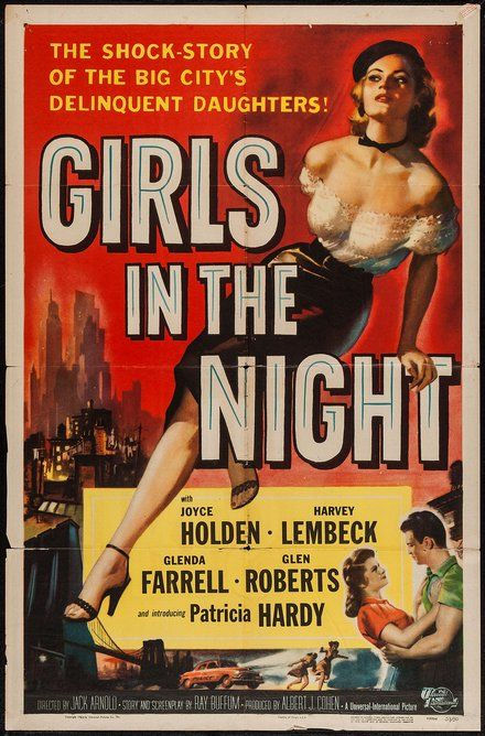 Girls In The Night Classic Movie Posters Wall Art Framed Old Film Posters Film Posters Vintage Classic Movie Posters