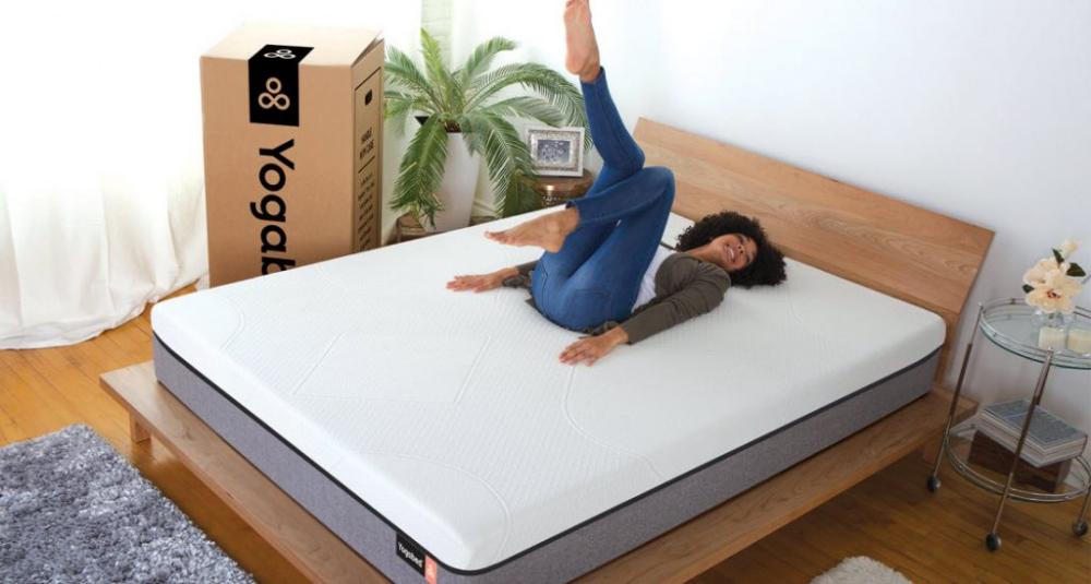 Yogabed Mattress Review A Mattress Designed For Every Sleep Style Mattress Design Memory Foam Mattress Reviews Mattress
