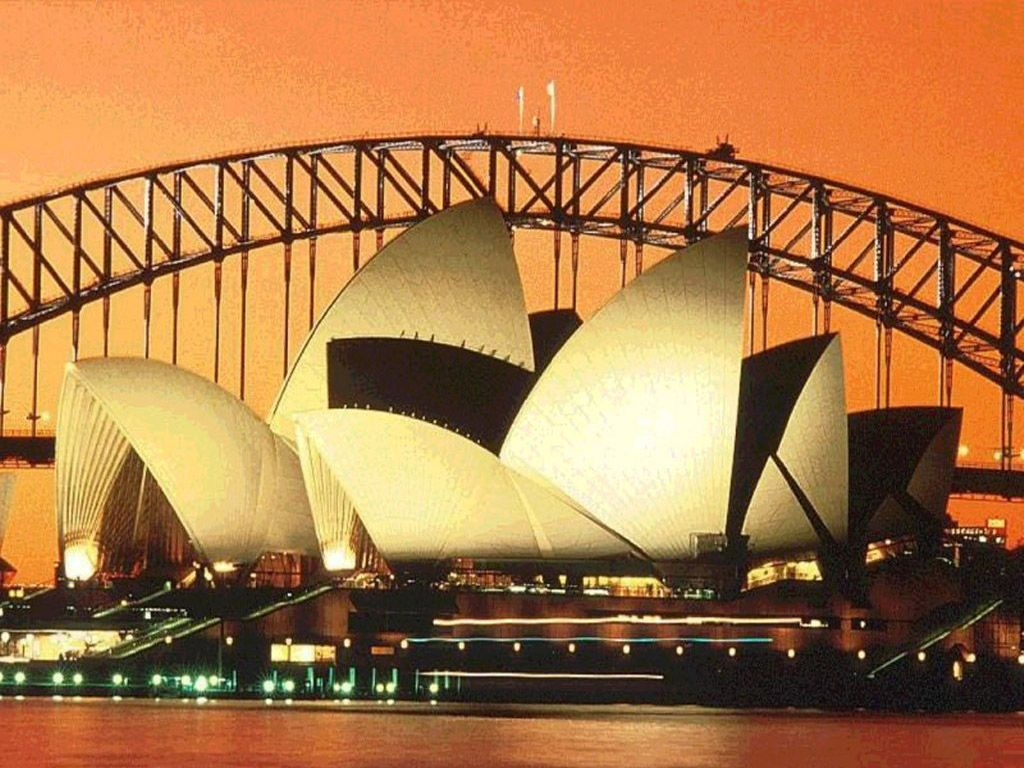 Australian Opera House