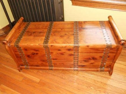Wondrous 400 Antique Red Cedar Chest From Jrc Factory From Early Machost Co Dining Chair Design Ideas Machostcouk