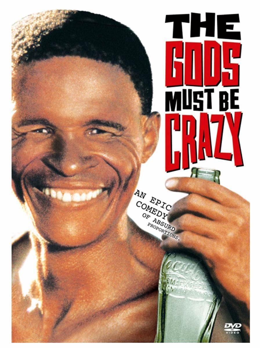 the gods must be crazy movie analysis Find a johnny boshoff - the gods must be crazy (original motion picture  les  dieux sont tombés sur la tête (bande originale du film)   (lp, album), emi.