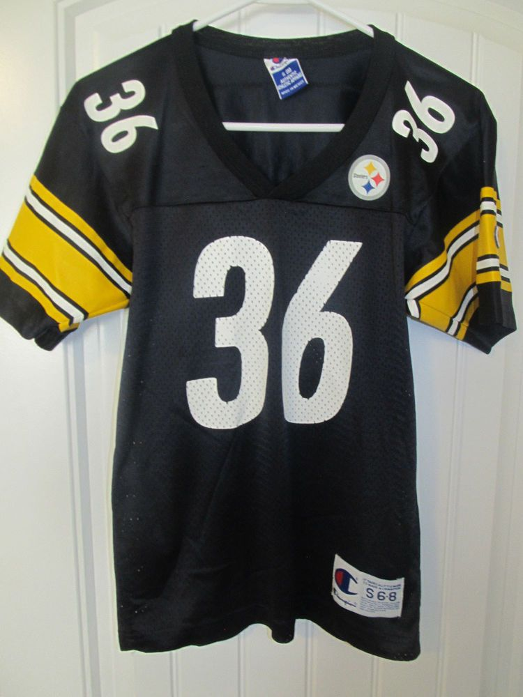 huge selection of 269d2 0037c Jerome Bettis - Pittsburgh Steelers jersey - Champion Youth ...