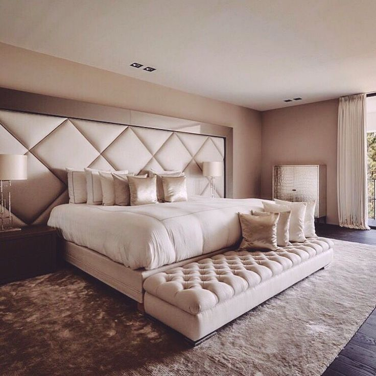 Luxus Master Schlafzimmer Küchen Riesiges schlafzimmer