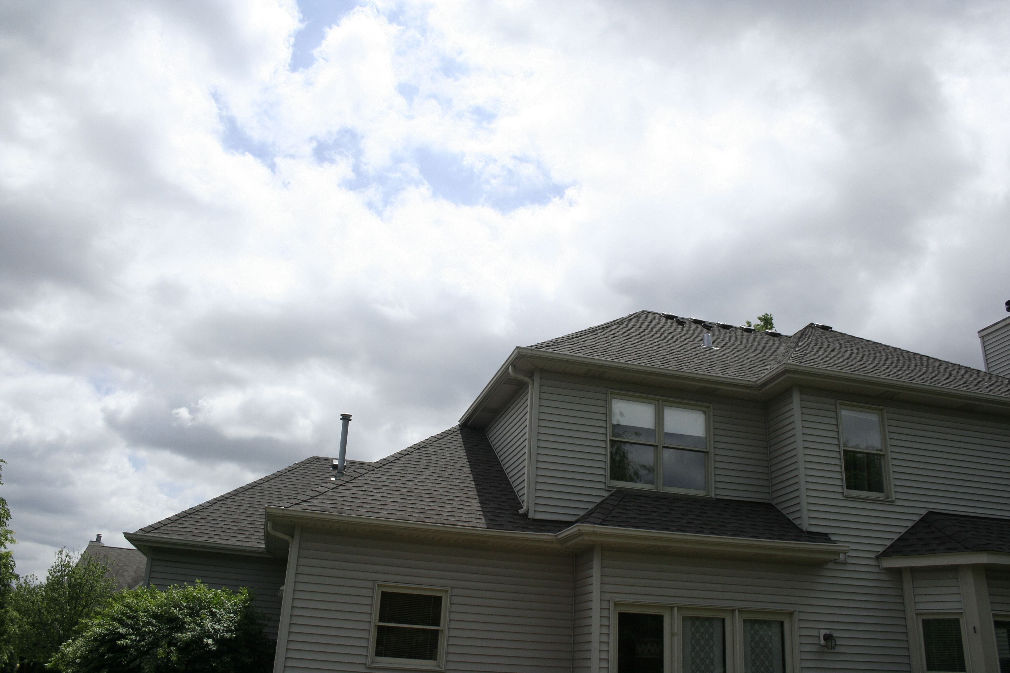 Best Mission Brown Timberline Hd Shingles Exterior House 640 x 480