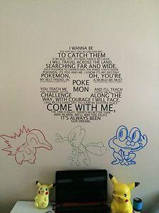 pokemones en pared - Buscar con Google