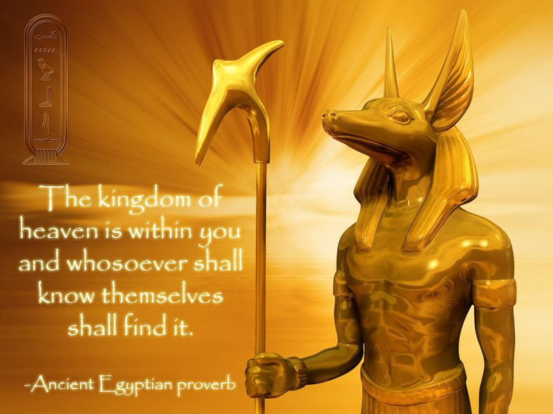 The ancients were aware god is within, not without. Religion needs to review their teachings.  http://mindlegends.com/legendary-mind-body-training/