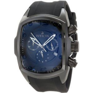 Invicta Men's 0312 Lupah Revolution Chronograph Black Dial Watch (Watch)  http://flavoredwaterrecipes.com/amazonimage.php?p=B005D38VW8  B005D38VW8