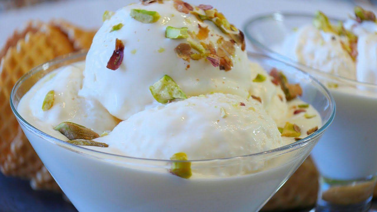 Marketden Dondurma Almagi Unudun Plombir Dondurma Resepti Dadi Damaginizda Qalacag Youtube