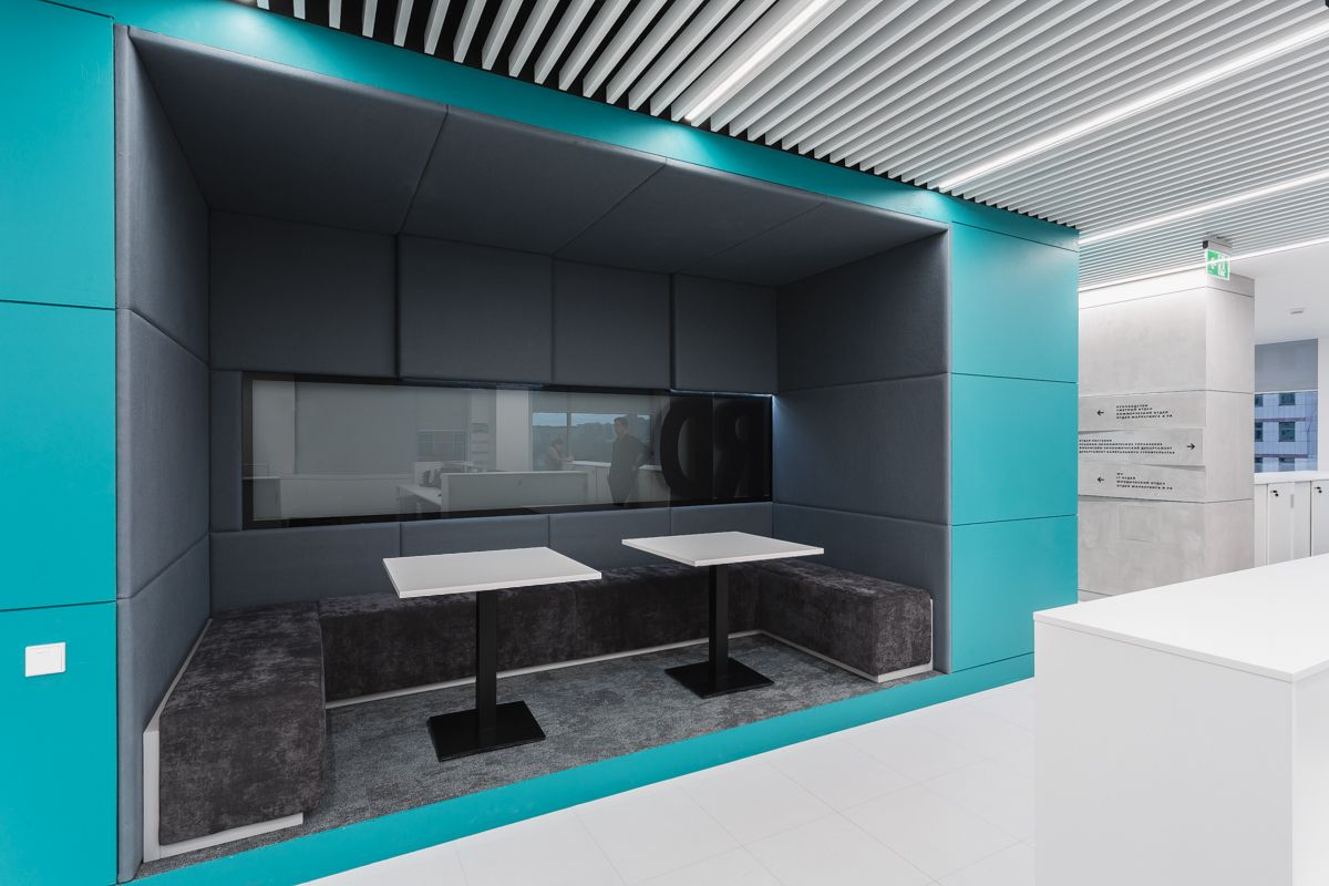 Galera de Oficina RD Construction  IND Architects  8