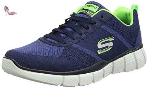 desenterrar agujero transportar  Skechers Equalizer 2.0 True Balance, Chaussures Multisport Outdoor homme,  Bleu (Nvlm), 42.5 EU - Chaussures skechers (… | Chaussures skechers, Bas  hommes, Chaussure