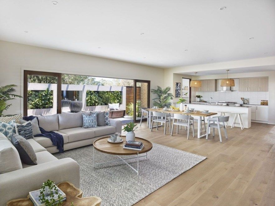 Inspiring Open Plan Living Area To Copy Right Now 11 Open Living Room Design Open Plan Kitchen Dining Living Open Kitchen And Living Room