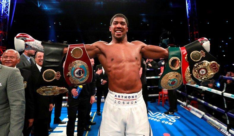 The Vegan Friendly Heavyweight Boxing Champion National Review Anthony Joshua Anthony Joshua Knockout Anthony