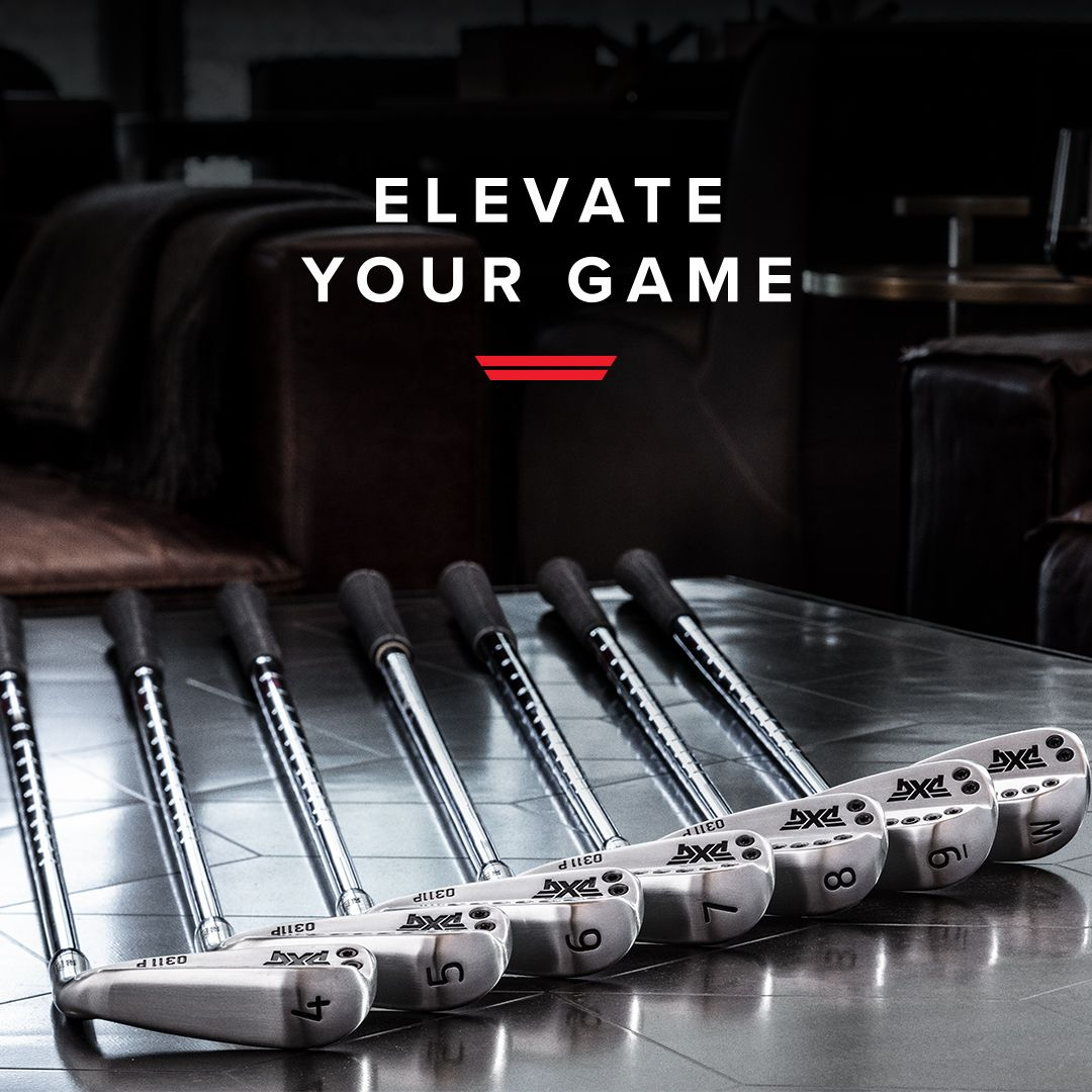 Elevate Your Game With Our Pxg Gen2 0311 Irons With Irons That