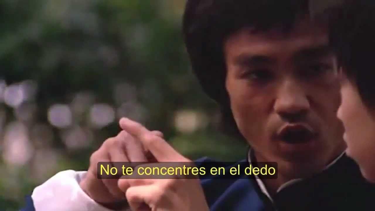 Sé agua - Bruce Lee