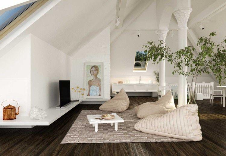 Wohnzimmer Ohne Sofa Einrichten 20 Ideen Und Sitz Alternativen Kleine Wohnung Einrichten Wohnung Einrichten Wohn Schlafzimmer