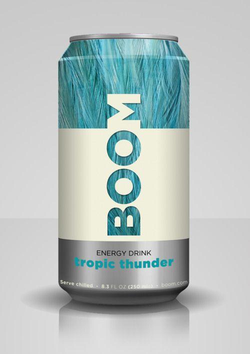 brand identity for an energy drinks company | Branding ...