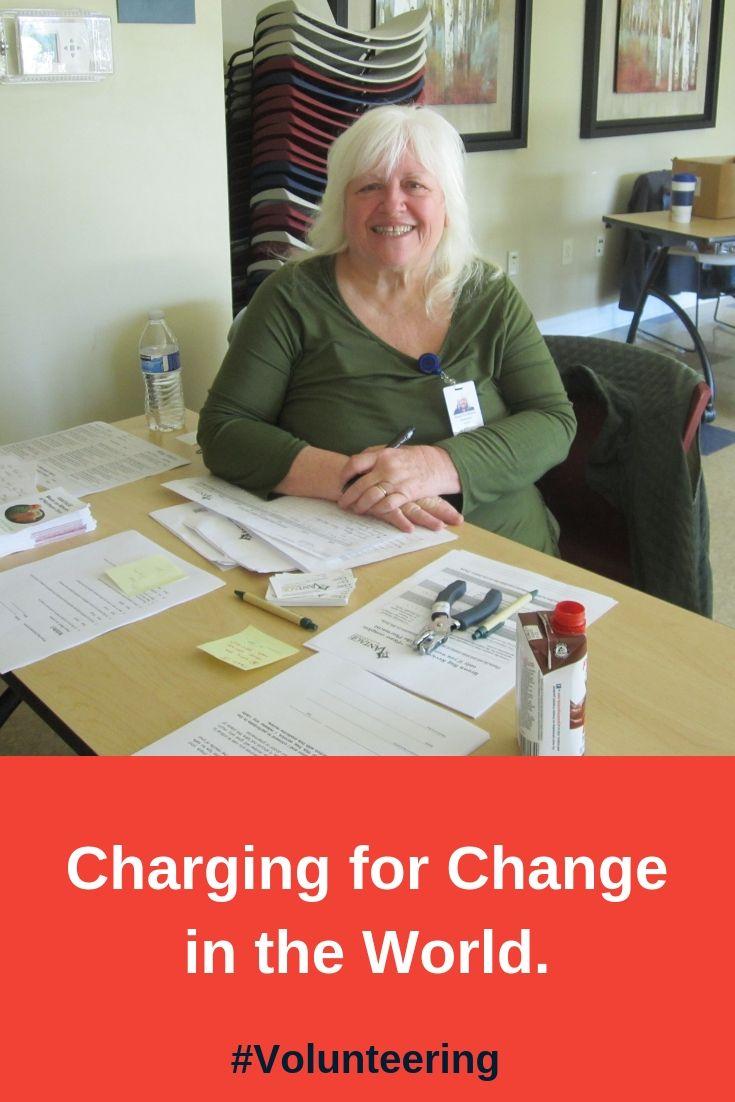 Meet kim vantage rsvp volunteer psychology degree