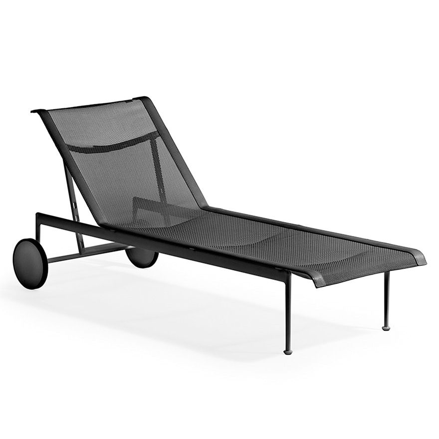 1966 Adjustable Chaise Pool Lounger Modern Outdoor Furniture Outdoor Furniture Chaise