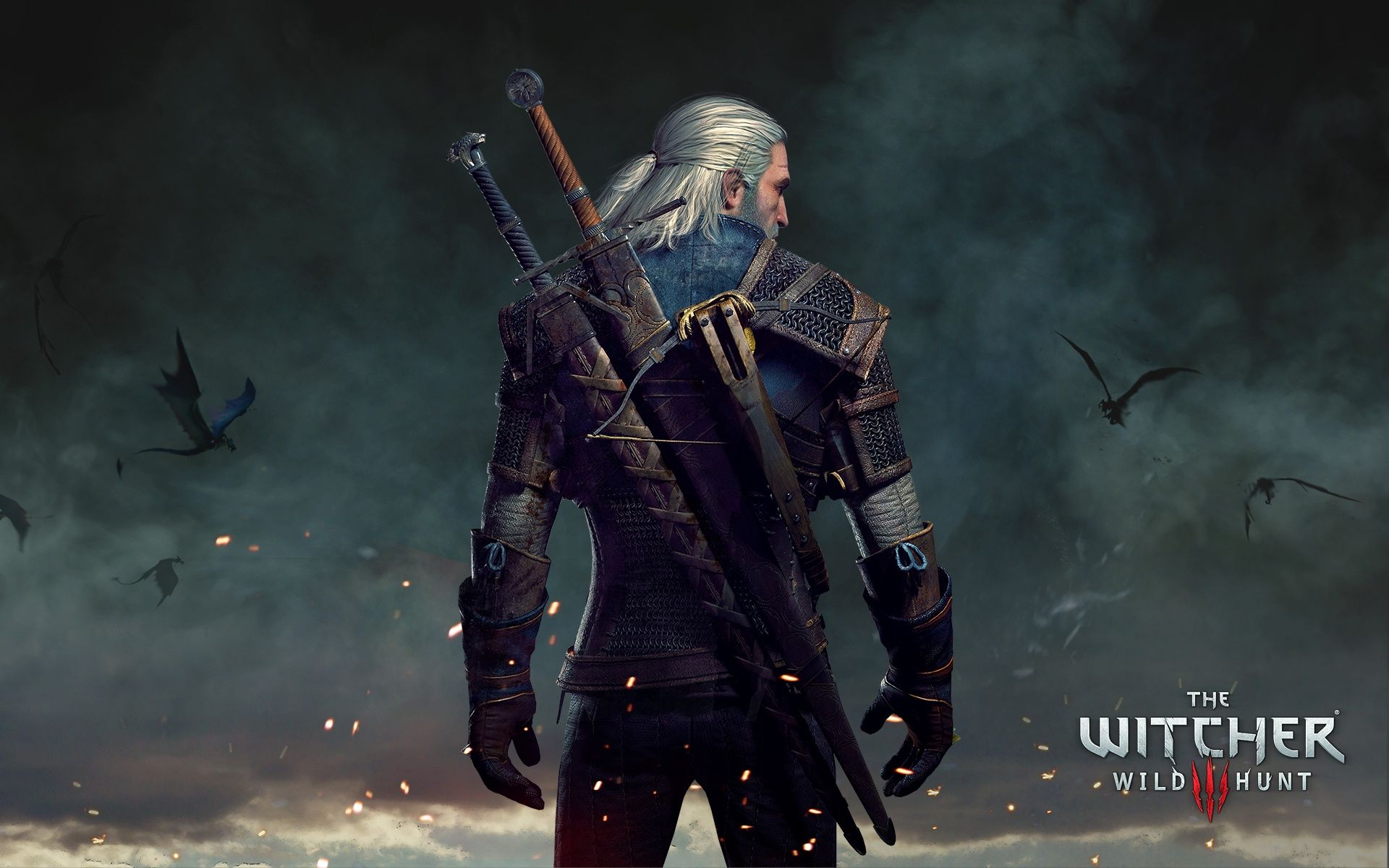 The Witcher Wild Hunt Desktop Games HD k Wallpapers