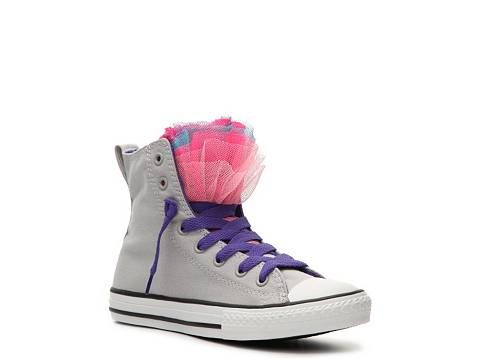 6b08550e88e2 Converse All Star Party Girls Toddler   Youth High-Top Sneaker