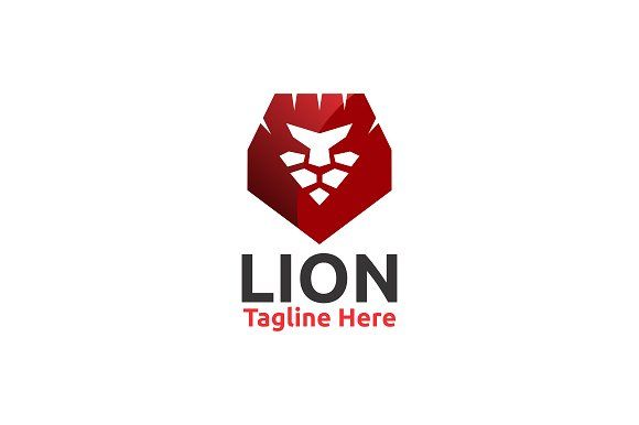 Lion Templates AI EPS And PSD Illustrator 10 300PPICMYK100 Scalable Vector FilesEasy To Edit Color By BekBlack