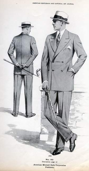 It S All About The Men Mens Fashion Illustration 30s Fashion Men Vintage Mens Fashion