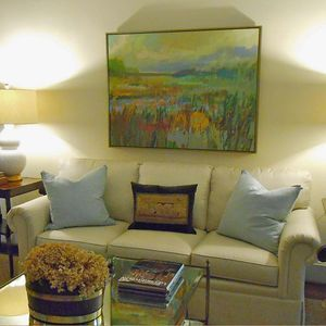 Jane Schmidt ArtWorks private residence #2