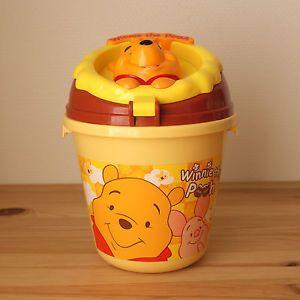 Japan Tokyo Disney land Resort Winnie the pooh Popcorn bucket container Case