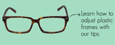 How To Make Adjustments To Your Glasses How To Tighten Glasses Adjusting Glasses Glasses
