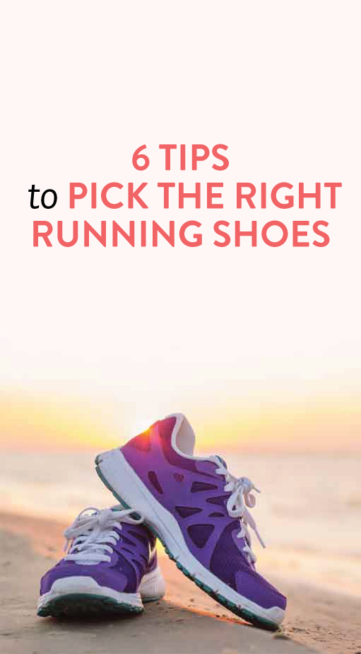 how to pick the right running shoes