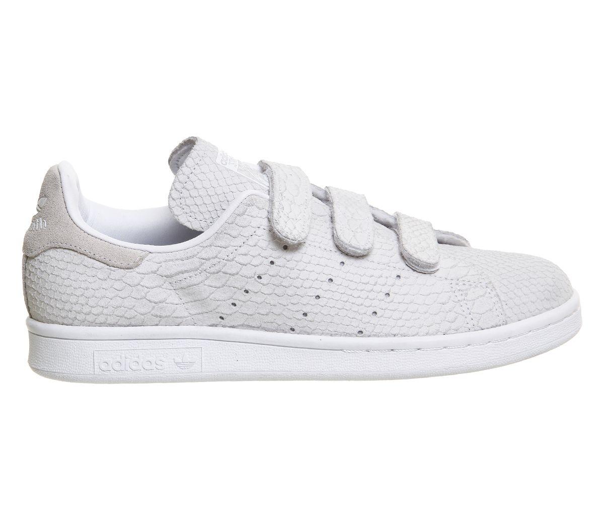 Adidas Stan Smith Cf Trainers Triple White Unisex Sports