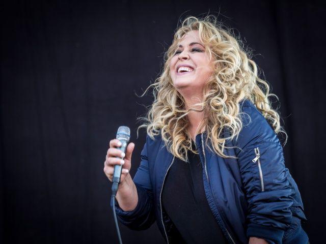 13-6-2015 Anouk op Pink Pop