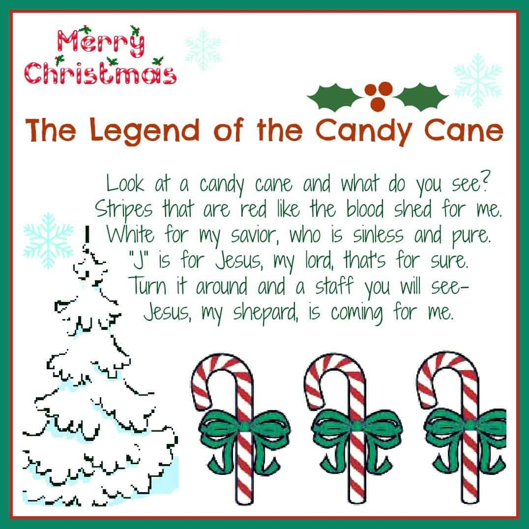Legend-of-a-Candy-Cane-photo-2.jpg (1076×1076) | Candy ...