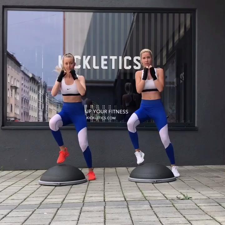 Partner Workout #cardioyoga Ein Workout mit der besten Freundin macht gleich noch mehr Spaß. Denn we...