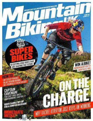 Mountain Biking Uk Issue 344 Summer 2017