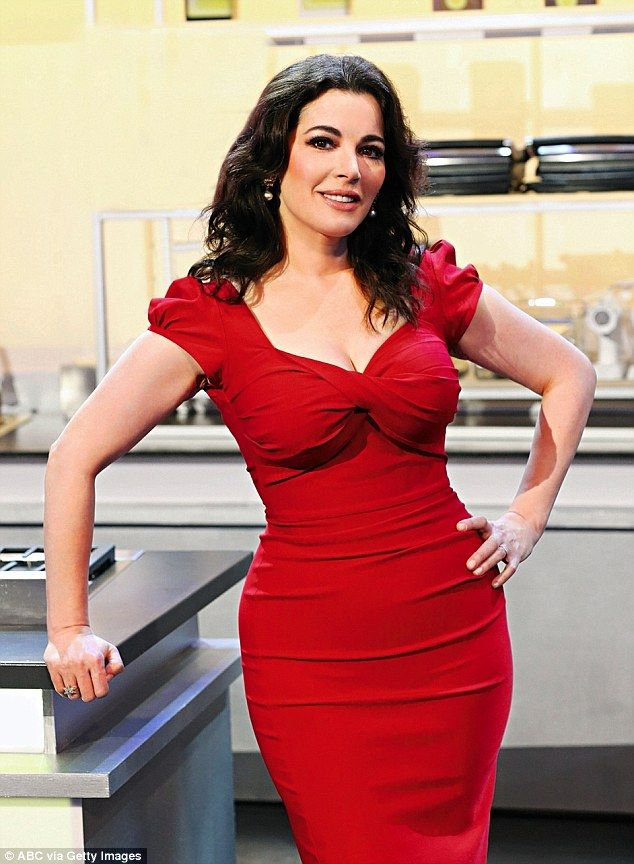 Nigella Lawson Refuses Photo In New The Taste Ads