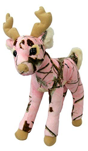 Shop Our Selection Of Pink Camo Realtree Deer 14 Inch