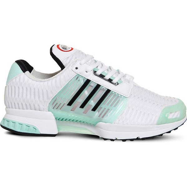 adidas climacool trainers mens green