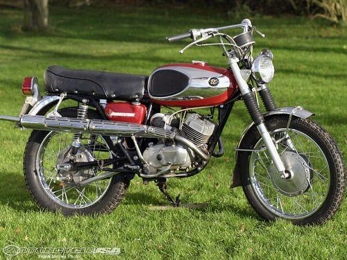 1966 Bridgestone 175cc Hurricane Scrambler Bridgestone Classic Motorcycles Vintage Motorcycles