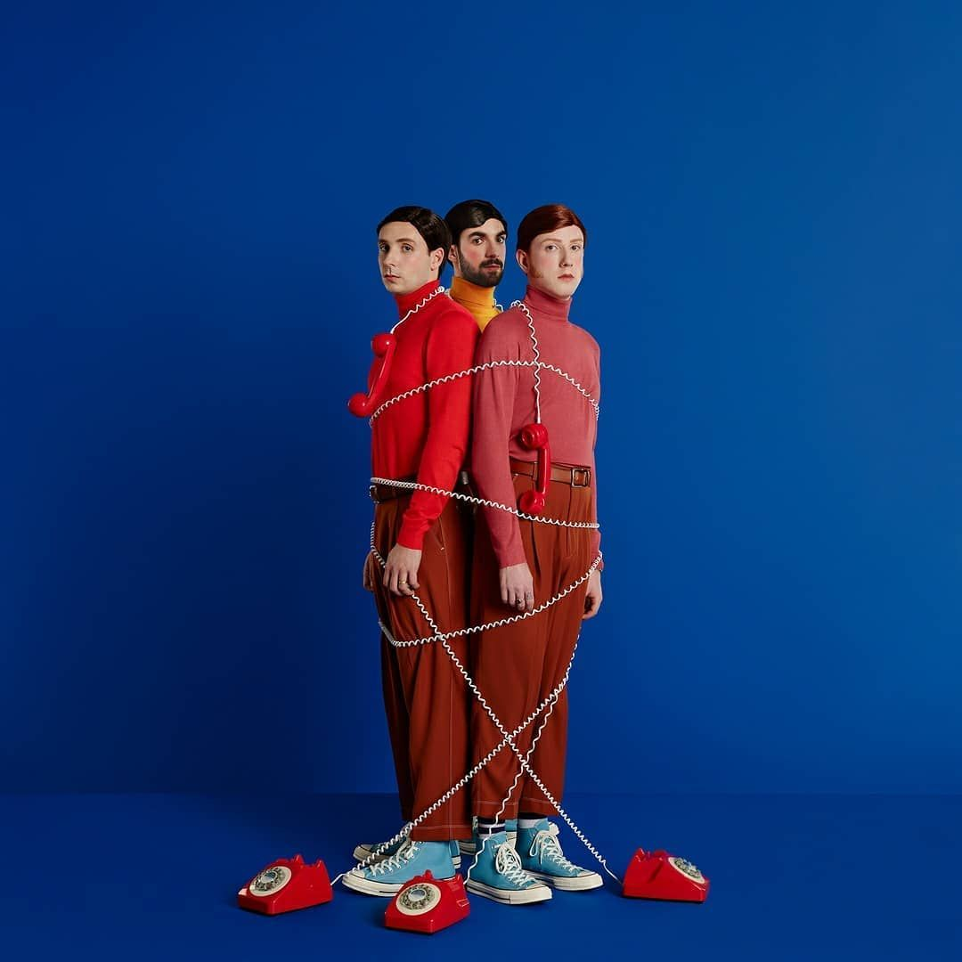 Two Door Cinema Club Album Cover And Identity By Aleksandra Kingo And Kristina Kekyte Design Branding Music Design In 2020 Two Door Cinema Club Album Covers Cinema