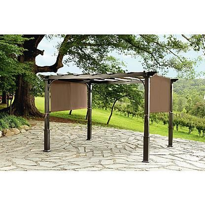Garden Oasis 9x10 Pergola with Heavy Duty Posts - Garden Oasis 9x10 Pergola With Heavy Duty Posts Ideas For The