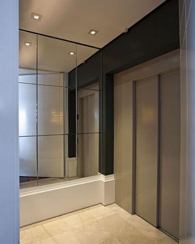 Como decorar hall de entrada de elevador pesquisa google - Decorar un hall ...