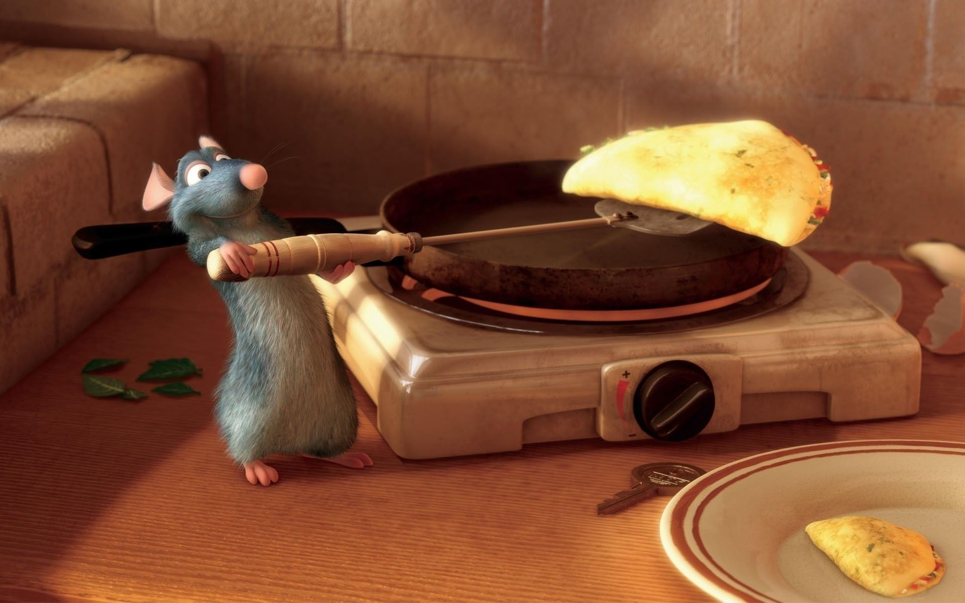 Cooking Wallpapers 2 Cards Twd Pixar Ratatouille Movies