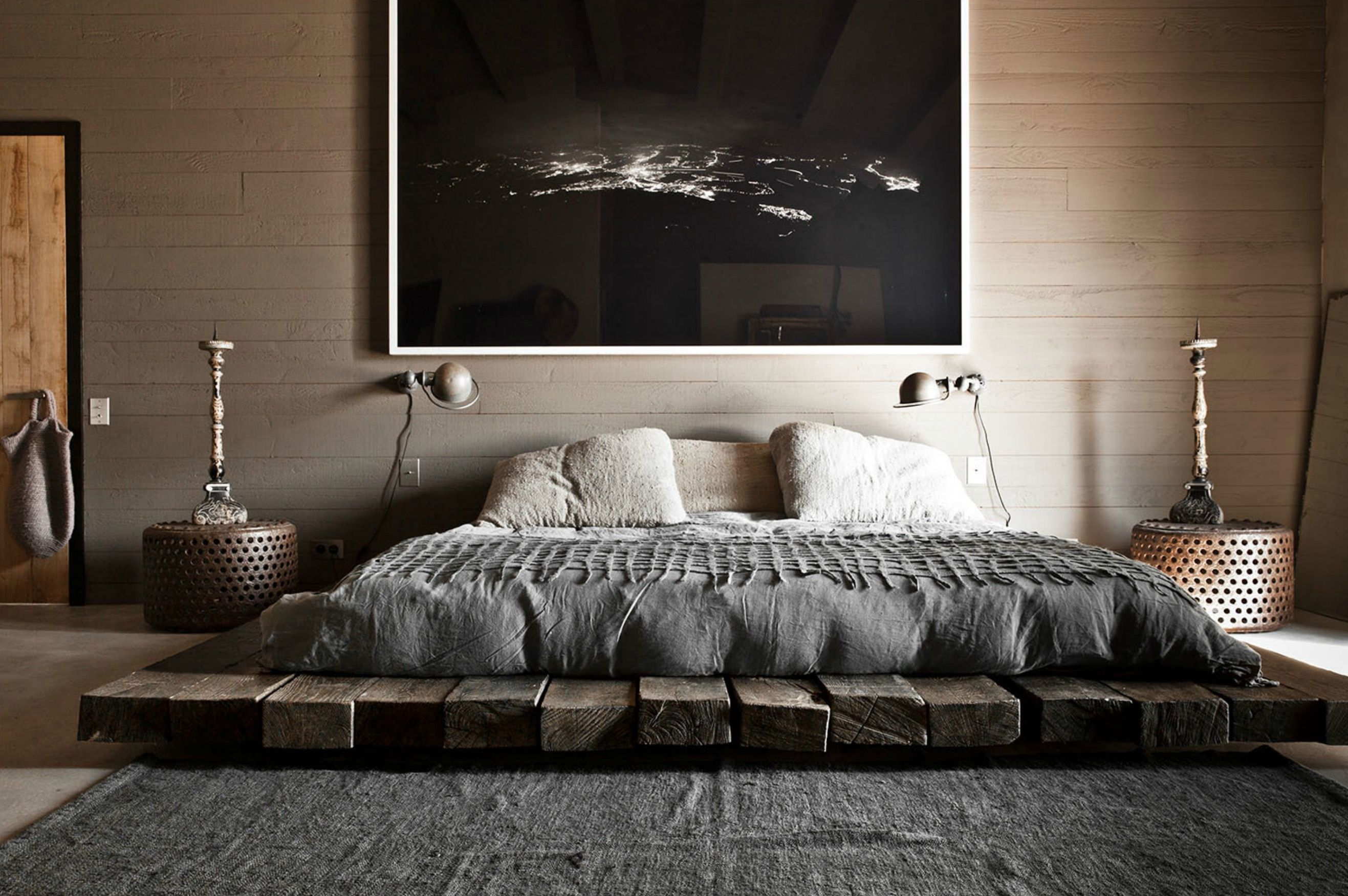 40 Low Height & Floor Bed Designs That Will Make You