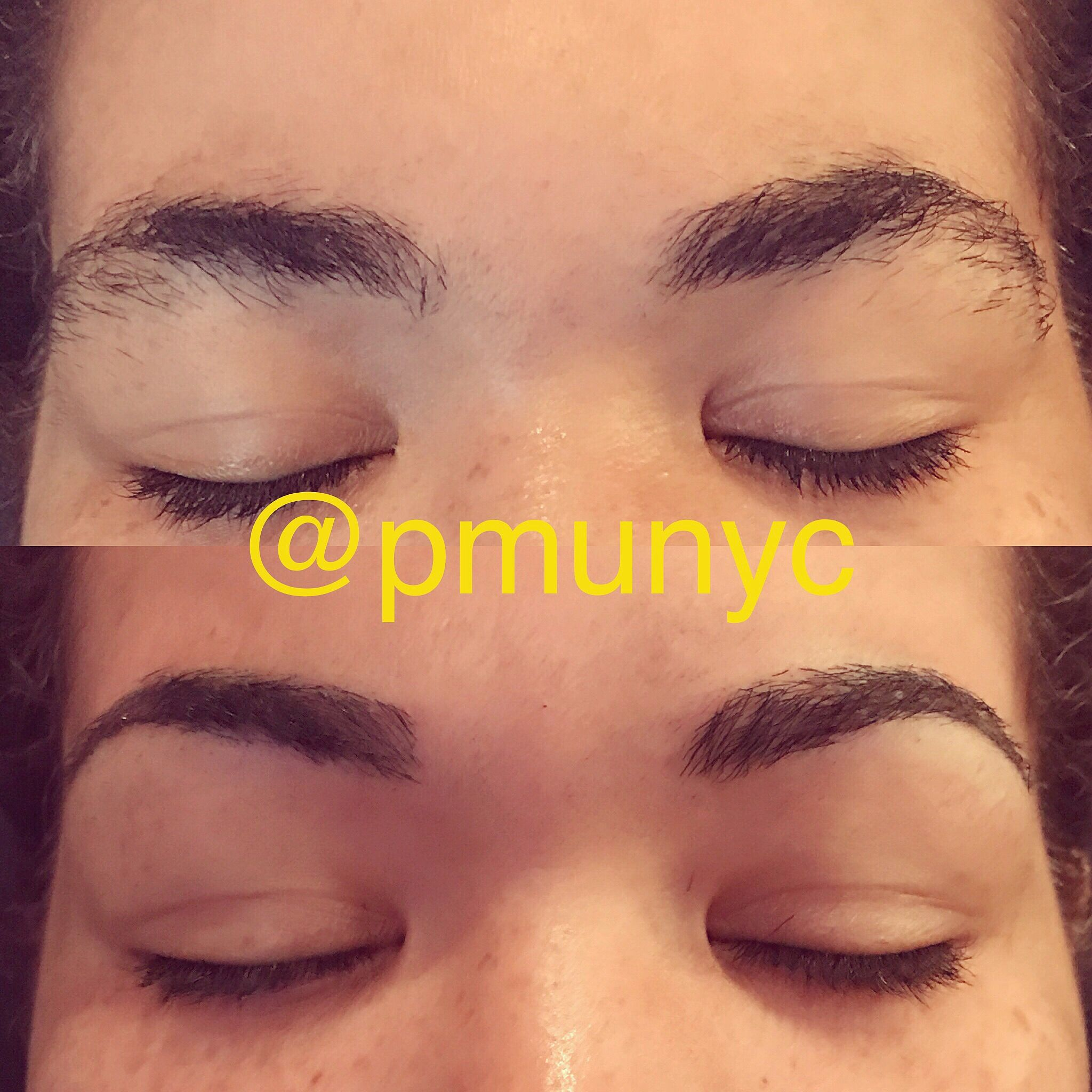 Pin by Permanent Makeup NYC on PMU.NYC Eyebrow shaping